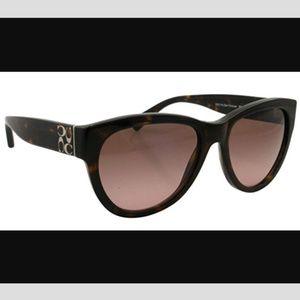 Coach Joelle dark tortoise shell sunglasses
